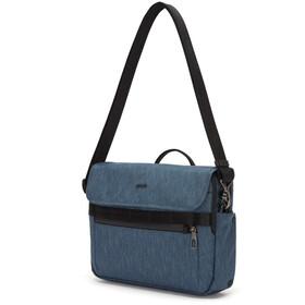 Pacsafe Metrosafe X Bolsa de mensajero, azul/negro